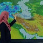 وضعیت آب و هوای کشور تا ۱۳ فروردین + جزئیات