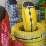 توزیع لاستیک مورد نیاز رانندگان بخش حمل و نقل جادهای