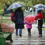 هشدار هواشناسی/ رگبار باران و باد شدید از فردا