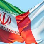 واردات فرانسه از ایران ۴۵ برابر شد