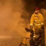 مدیر عامل سایپا: آتش نشانان نماد قهرمانان اخلاقی هستند