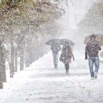 برف و باران آخر هفته جنوب غرب کشور را فرا میگیرد