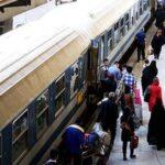 ۳۰ درصد ظرفیت قطارهای نوروزی پر شد