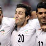 پیروزی ایران مقابل قطر + جدول