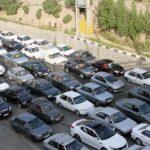 ترافیک سنگین در جاده های هراز و چالوس