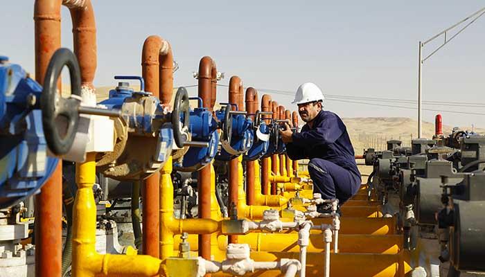 بیشترین ذخایر گاز جهان در ایران