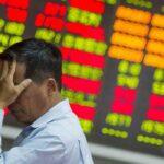 بورس چین سقوط کرد