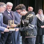 اختتامیه دومین جشنواره فیلم ۱۸۰ثانیهای بانک پاسارگاد