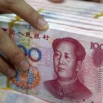 ارزش یوآن چین سقوط کرد
