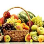 بجای شیرینی و شکلات ، میوه مصرف کنید