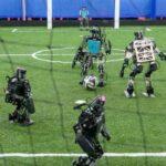 قهرمانی تیم رباتیک دانشگاه آزاد قزوین