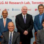 برنامه ال جی برای تولید هوش مصنوعی