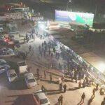 ایستگاه اول راهپیمایی اربعین ۳۵ کیلومتر با تهران فاصله دارد