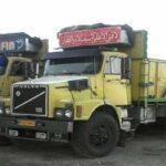 ترانزیت ۵میلیون و ۷۷۵ هزار تن کالا از مرزهای کشور