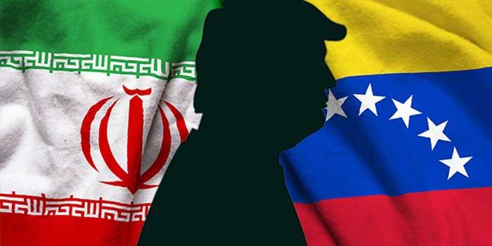 نگرانی ترامپ از نزدیکی ایران و ونزوئلا